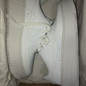 Air Force 1s NEVER WORN BEFORE 6'5 WOMENS